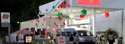 Customer Appreciation Day Melville Street RUBIS