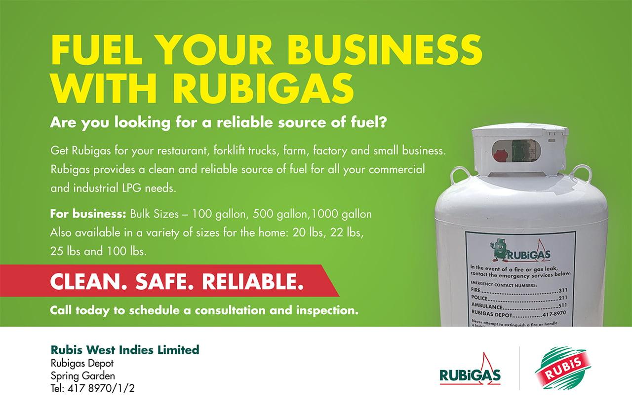 RUBIGAS Poster